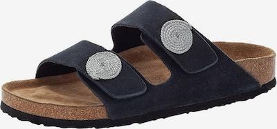 RIEKER Pantofle - noční modrá / azurová, Produkt