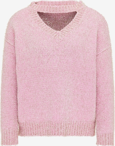 myMo at night Pullover in rosa, Produktansicht