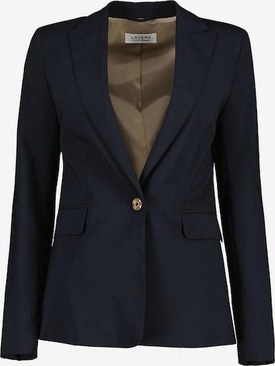 Lavard Blazer in einem zeitlosen Farbton von Marineblau in dunkelblau, Produktansicht