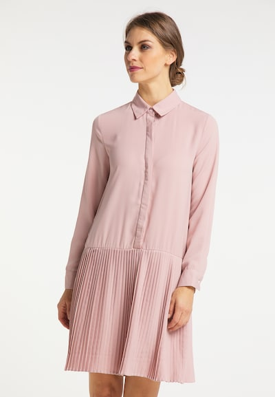 usha BLACK LABEL Blusenkleid in rosé, Modelansicht