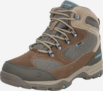HI-TEC Boots 'STORM' in de kleur Beige / Cyaan blauw / Taupe, Productweergave