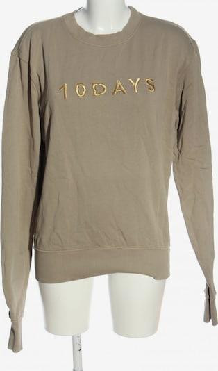 10Days Sweatshirt in L in wollweiß, Produktansicht