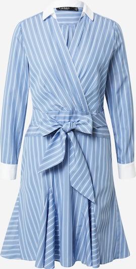 Lauren Ralph Lauren Vestido camisero 'INEZ' en azul / azul cobalto / blanco, Vista del producto