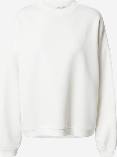 EDC BY ESPRIT Sweatshirt in offwhite, Produktansicht
