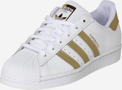 ADIDAS ORIGINALS Tenisky 'SUPERSTAR W' - zlatá / bílá, Produkt