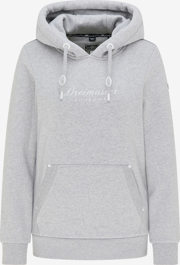DreiMaster Maritim Sweatshirt in Grey, Item view