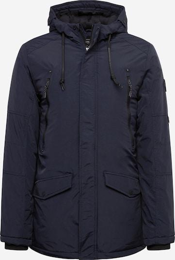 Cars Jeans Zimska jakna 'AOSTA' u mornarsko plava, Pregled proizvoda