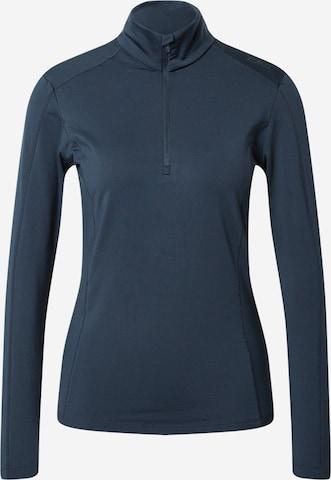 CMP Bluzka sportowa w kolorze niebieski