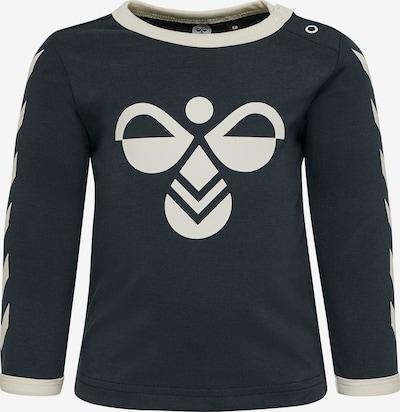 Hummel Sportshirt in dunkelblau, Produktansicht