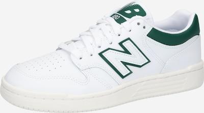 new balance Sneaker '480L' in dunkelgrün / weiß, Produktansicht