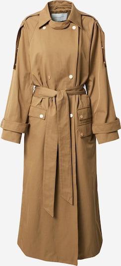 Copenhagen Muse Manteau mi-saison 'CAROLI' en marron, Vue avec produit