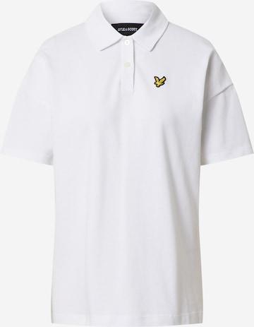 Lyle & Scott Shirt in Weiß