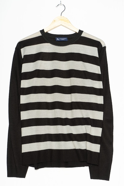 BURBERRY Pullover in L in mischfarben, Produktansicht