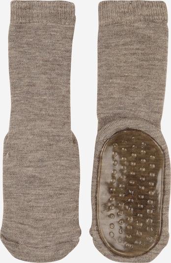 mp Denmark Čarape 'WERI' u svijetlosmeđa, Pregled proizvoda