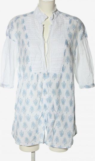 MAGIC WOMAN Long-Bluse in M in blau / weiß, Produktansicht