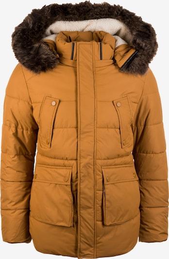 Urban Classics Winterjas in de kleur Lichtbruin, Productweergave