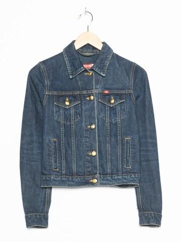 MUSTANG Jacket & Coat in XS in Blue
