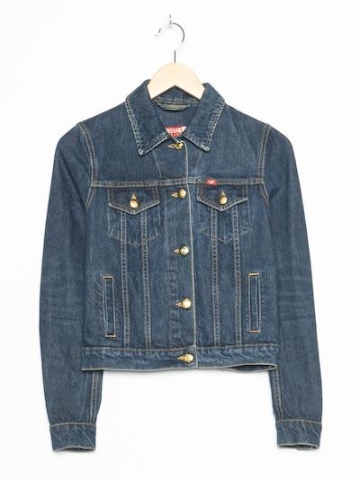 MUSTANG Jeansjacke in XS in blue denim, Produktansicht