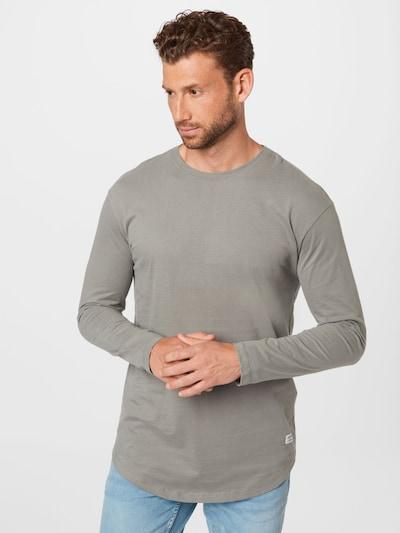 JACK & JONES Тениска 'NOA' в сиво: Изглед отпред