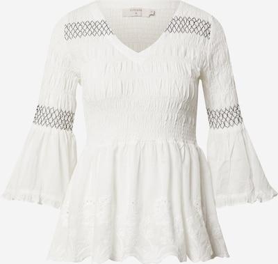 Cream Bluse 'Vanja' in schwarz / weiß, Produktansicht