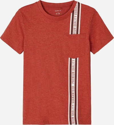 NAME IT Shirt in de kleur Rood, Productweergave