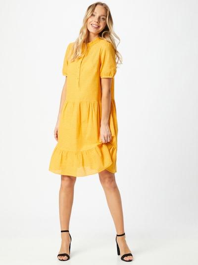 JOOP! Kleid 'Delayla' in gelb, Modelansicht