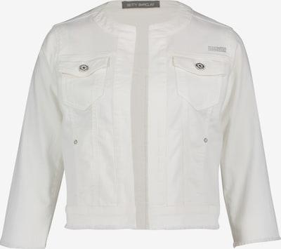 Betty Barclay Jeansjacke in weiß, Produktansicht