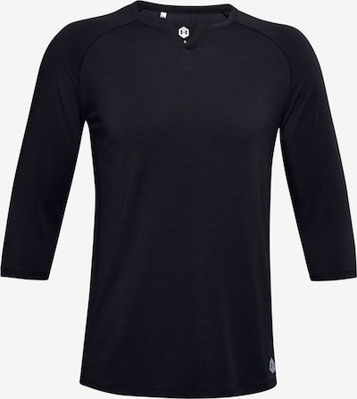 UNDER ARMOUR Basislaag 'Athlete Recovery' in de kleur Zwart, Productweergave