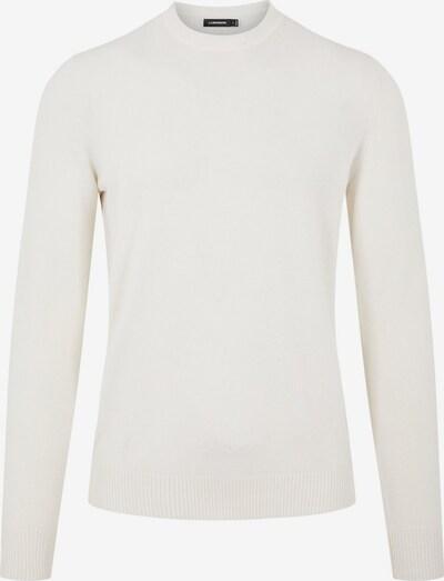 J.Lindeberg Trui 'Conor' in de kleur Wit, Productweergave