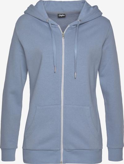 BUFFALO Sweatjacke in hellblau, Produktansicht