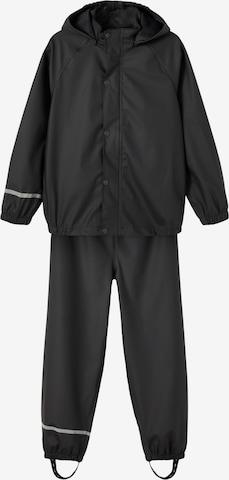 NAME IT Funktsionaalne ülikond, värv must
