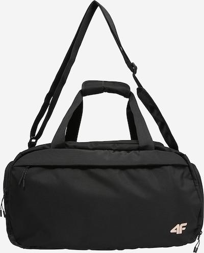 4F Sporttasche in pastellpink / schwarz, Produktansicht