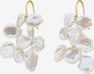 Valero Pearls Perlen-Ohrhänger in goldgelb, Produktansicht