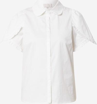 minus Bluse 'Missy' in weiß, Produktansicht