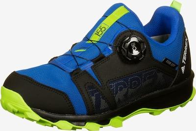ADIDAS PERFORMANCE Trail Laufschuh 'Terrex Agravic Boa' in blau / schwarz, Produktansicht