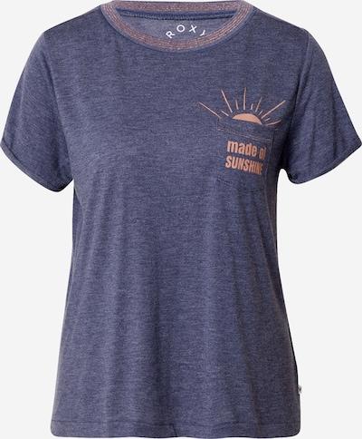 ROXY T-shirt fonctionnel 'BREEZY OCEAN' en marine / corail, Vue avec produit