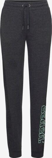 BENCH Pants in Dark grey / Green, Item view