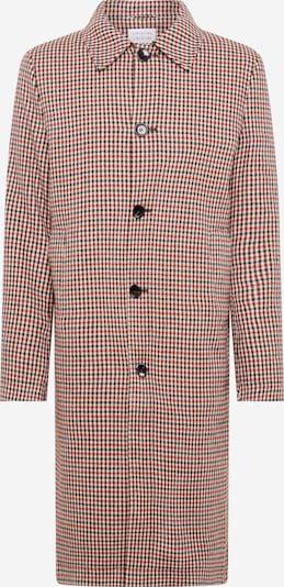 Rudeninis-žieminis paltas 'World' iš Libertine-Libertine , spalva - smėlio / raudona, Prekių apžvalga