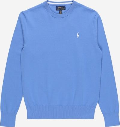 Pullover POLO RALPH LAUREN di colore blu fumo / bianco, Visualizzazione prodotti