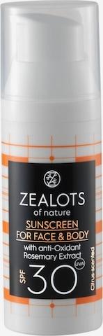 Zealots of Nature Sunscreen in