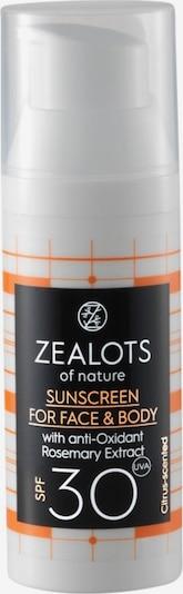 Zealots of Nature Sonnenschutz in weiß, Produktansicht