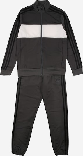 ADIDAS PERFORMANCE Tracksuit 'Tiberio' in grey / white, Item view