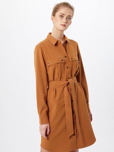 Rochie tip bluză b.young pe castaniu, Vizualizare model