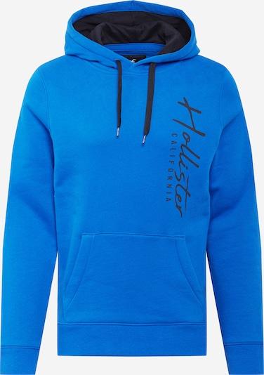 HOLLISTER Sweatshirt in blau / schwarz, Produktansicht