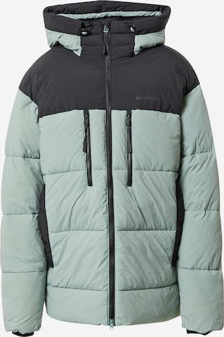 Didriksons Outdoor Jacket 'HILMER' in Green