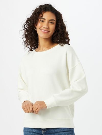 MOSS COPENHAGEN Sweatshirt 'Ima' in naturweiß: Frontalansicht