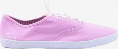 TOM TAILOR Schnürsneaker in 40 in pink / weiß, Produktansicht
