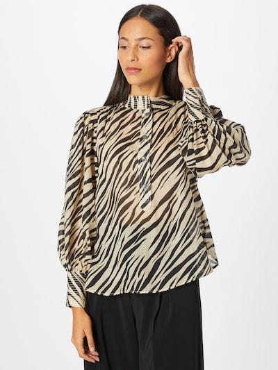 Bluză Banana Republic pe bej / negru, Vizualizare model