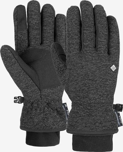 REUSCH Fingerhandschuhe 'Loraine R-TEX®' in anthrazit, Produktansicht