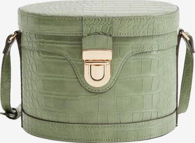 MANGO Tasche in oliv, Produktansicht
